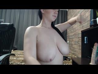 Nichka [Webcam Bongacams Chaturbate Camsode Runetki Большие сиськи дрочит мастурбирует Anal Анал camshow masturbation Big Tits]