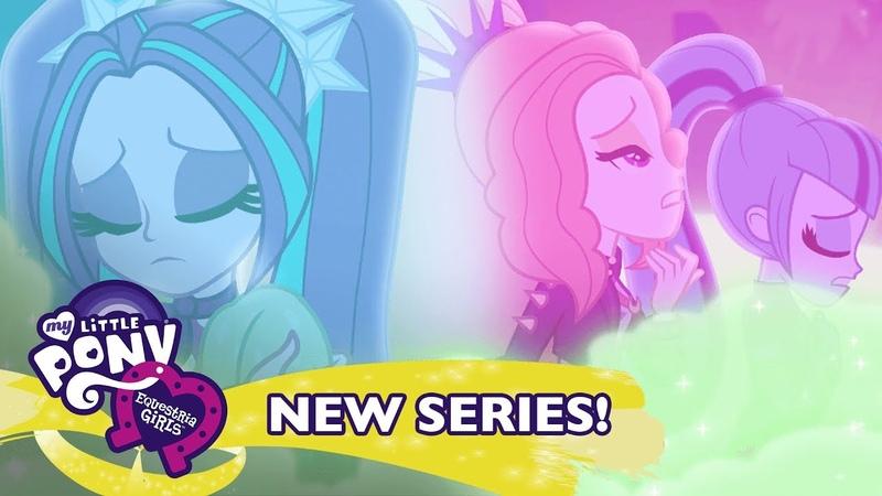 'Find the Magic' ✨ Music Video MLP Equestria Girls Season 2