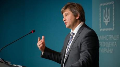 Данилюк рассказал, что необходимо сделать для коренного изменения ситуации на Донбассе