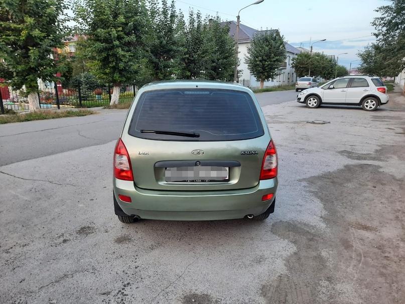 LADA KALINA 2011г конец года Пробег 104 тыс км    Объявления Орска и Новотроицка №8785