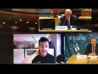 Голландский журналист взломал в Zoom конференцию глав Минобороны стран ЕС