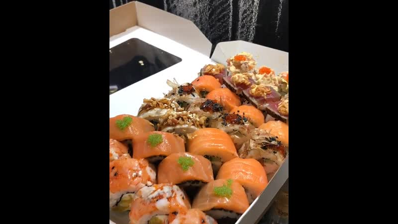 Суши сеты с бесплатной доставкой по Бобруйску от суши бара Буфет