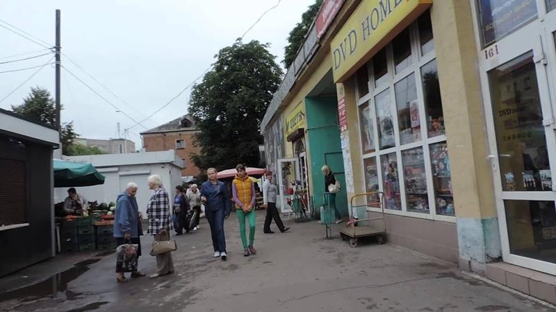 Балтийский рынок Балтрайон Калининград