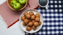 Quick And Delicious Vegan Apple Fritters •Tasty