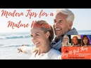 Modern Tips for a Mature Daters