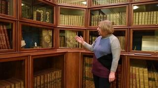 Музей книги: тайны и открытия. Часть 1
