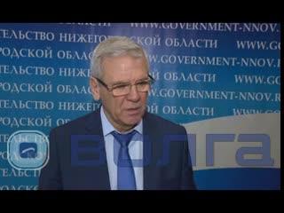 Вице-губернатор Нижегородскои области Евгении Люлин провел встречу с представителем японскои металлургическои компании