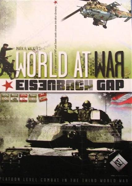 World at War 85 — сравнение со старым изданием, изображение №2