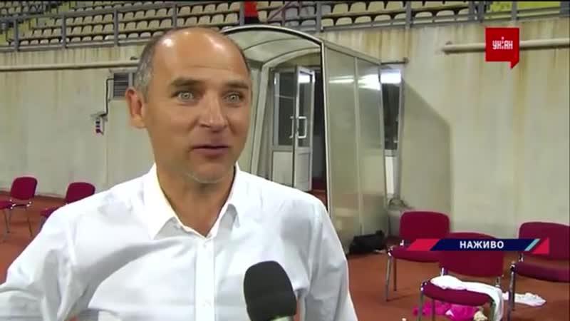 Віктор Скрипник про проведений сезон на чолі Зорі Пишаюся, що я тренер цієї команди