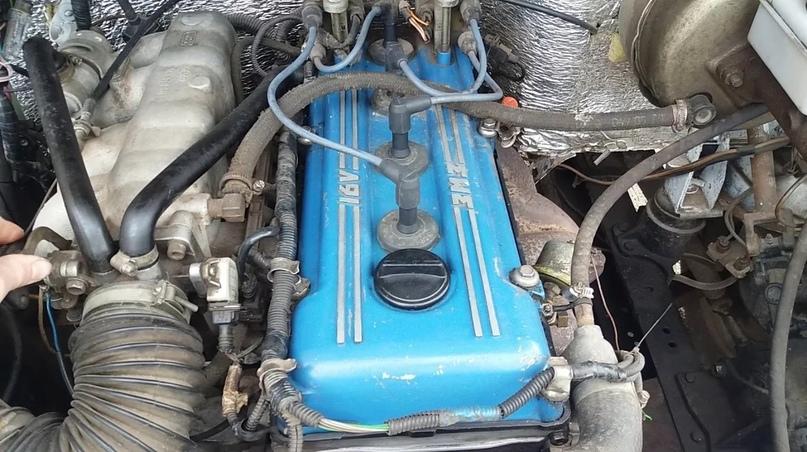 Долговечный двигатель ЗМЗ (ZMZ) с конструктивно простым ГРМ., изображение №2