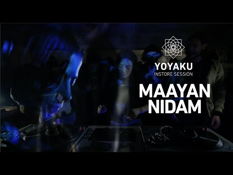 Yoyaku instore session Maayan Nidam